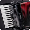 Kizomba, semba music - accordion