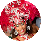 Toronto Samba dancers, samba girls, Brazilian carnival shows, salsa dancers, Cuban dancers, dance entertainment