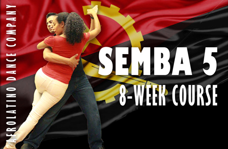 Toronto Kizomba Semba Classes