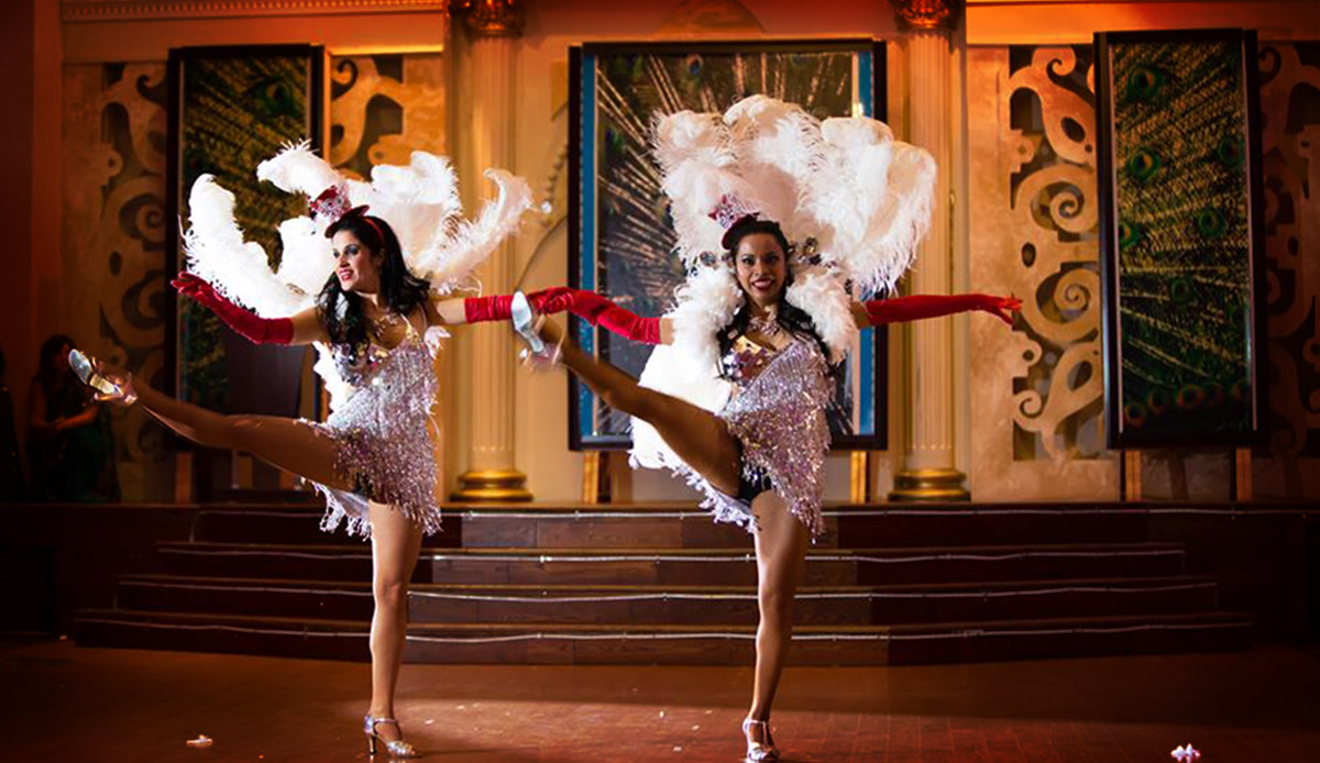 Cuban, Salsa, Samba, Vegas Dancers for Hire