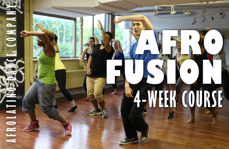 Toronto Afrobeats classes, Afro fusion lessons