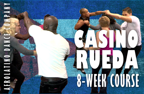 Toronto salsa lessons, casino rueda classes