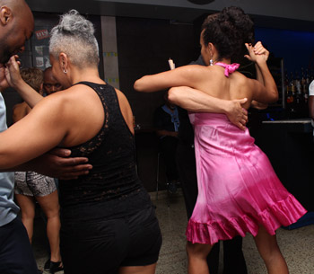 Toronto kizomba, semba classes, lessons, parties