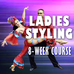 Toronto salsa lessons, ladies styling classes