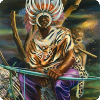 Toronto Afro-Cuban lessons, Ochosi