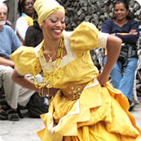 Toronto Afro-Cuban classes, Ochun, Oshun