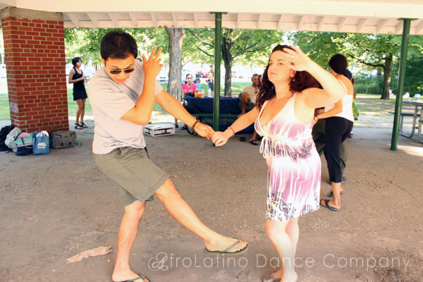 Salsa Picnic at High Park