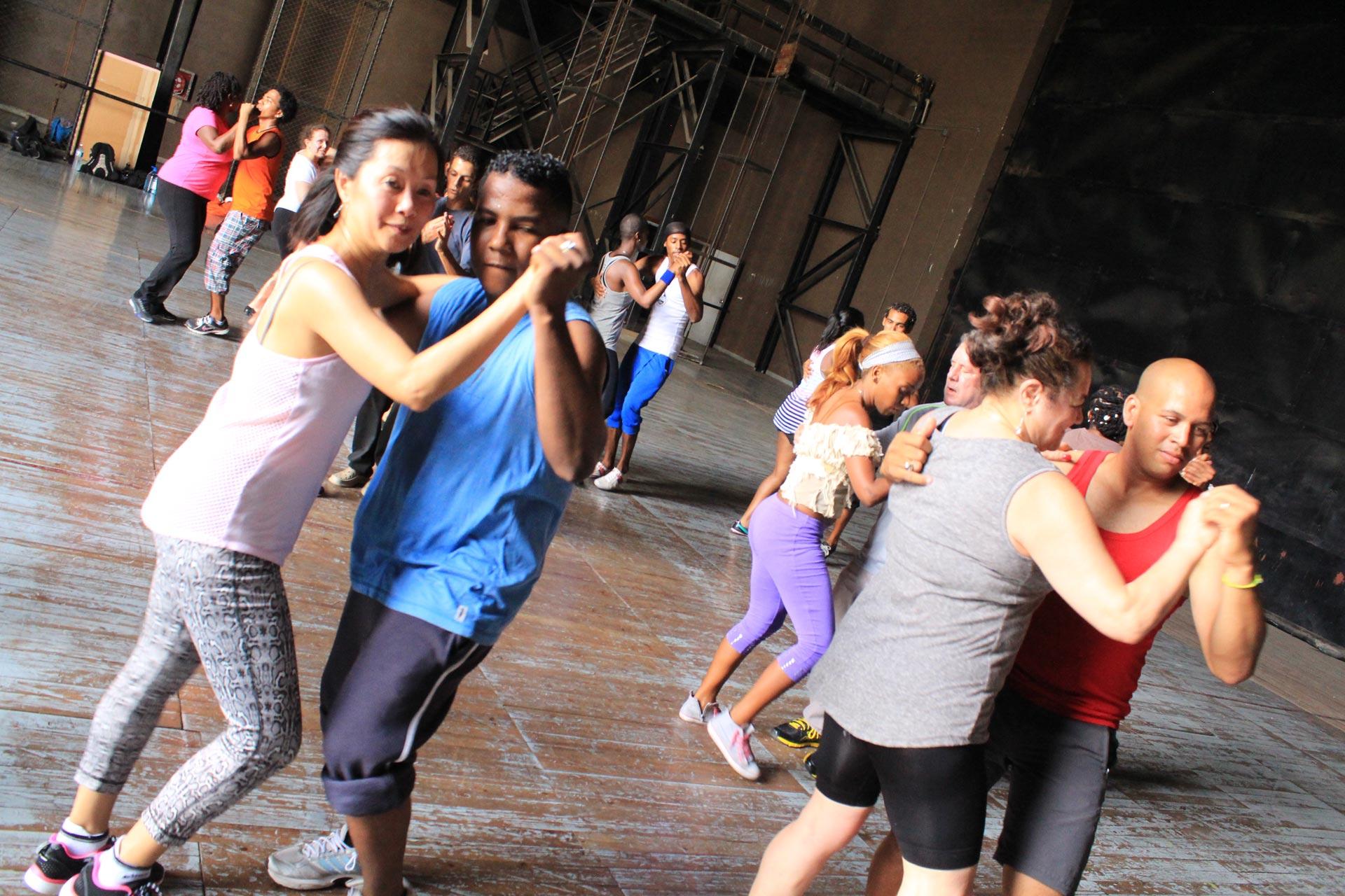Bkg Cuba Trip Salsa Workshop on Samba Dance Steps For Beginners