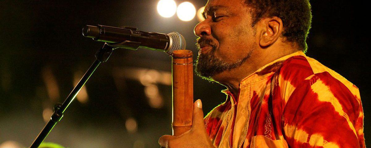Kizomba, Semba music icon Bonga
