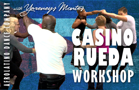 Casino Rueda workshop