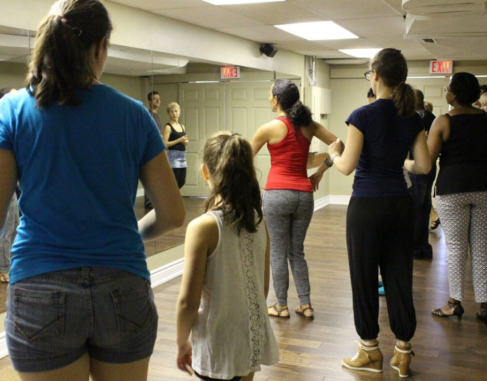 Salsa classes in Toronto