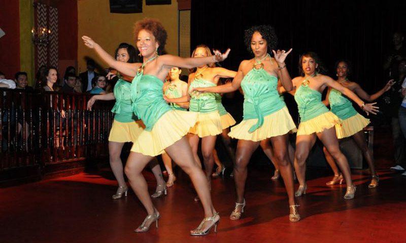 Toronto samba student performance class