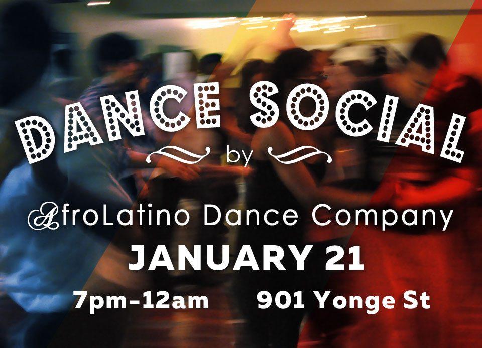 Salsa, Kizomba Bachata dance social