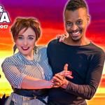 Kizomba, semba teachers Eddy Vents & Lucia Nogueira