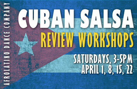 Cuban Salsa Review Workshops