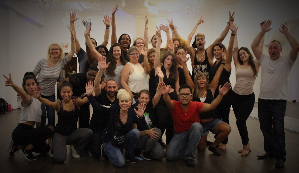Salsa, Kizomba, Bachata classes in Toronto