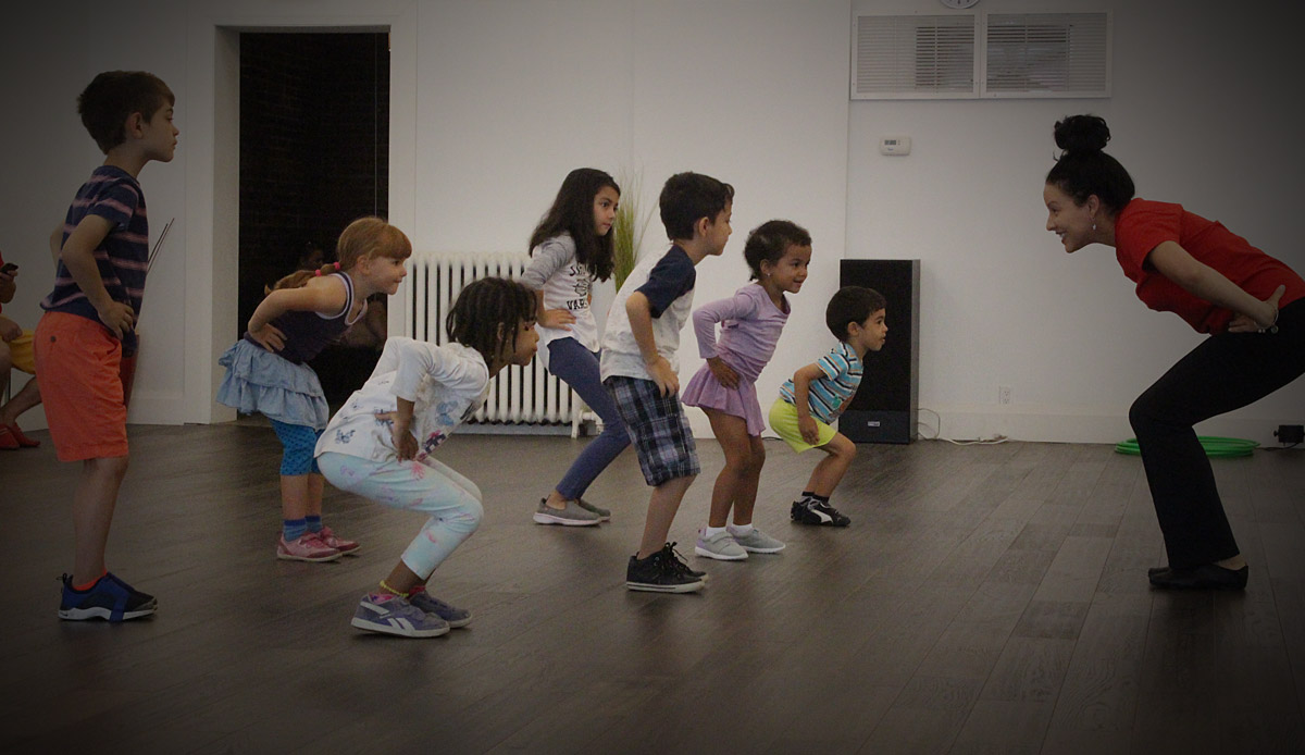 Kids Salsa Classes