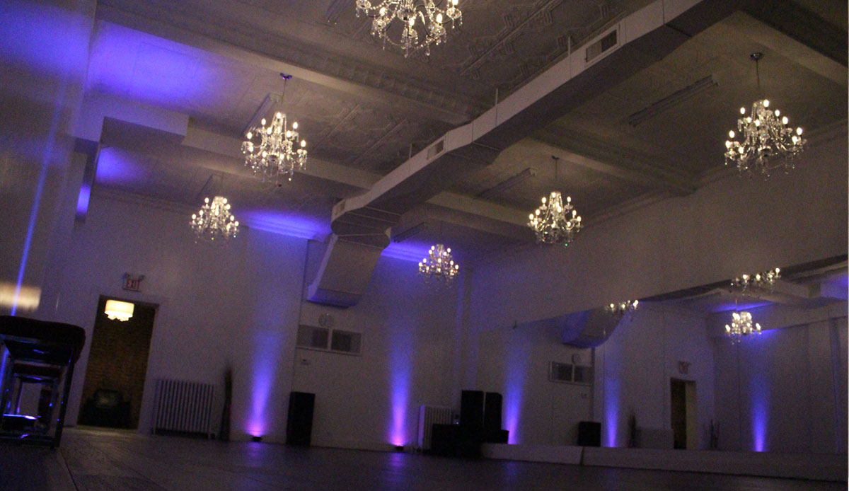 Dance studio, venue
