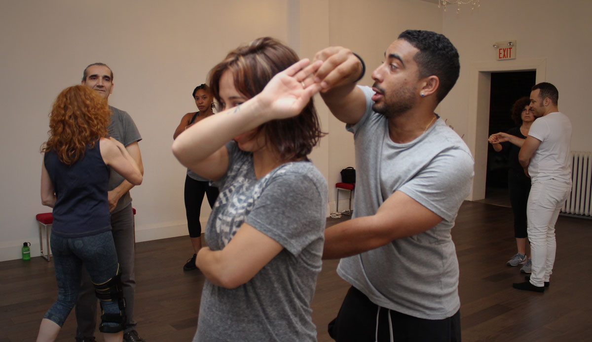 Salsa, bachata, kizomba classes