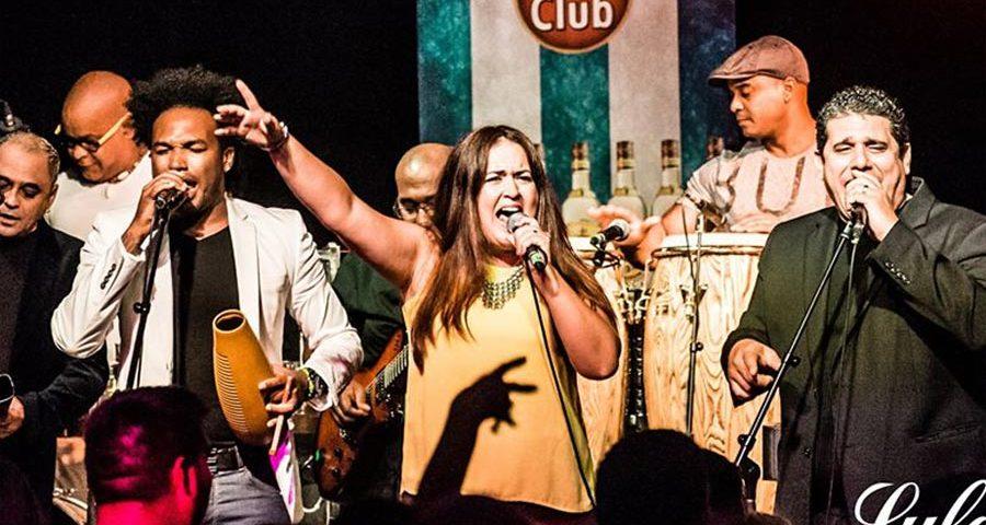 Salsa music at Lula Lounge