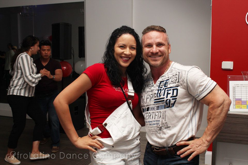 Toronto dance salsa lessons, kizomba classes