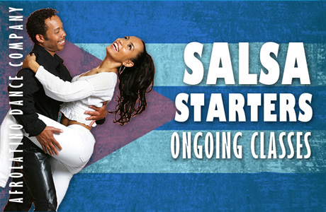 Toronto Salsa classes, beginners salsa lessons