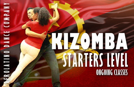 Kizomba and Semba classes, starters level
