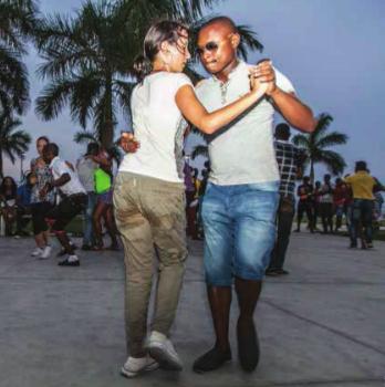 Kizomba/Semba dance in Luanda