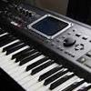Kizomba, Semba music - keyboard