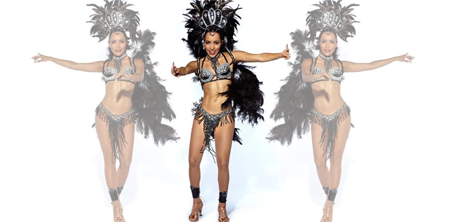 Toronto Samba Girls, Samba Dancers