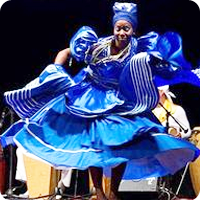 Toronto Afro-Cuban classes, Yemaya