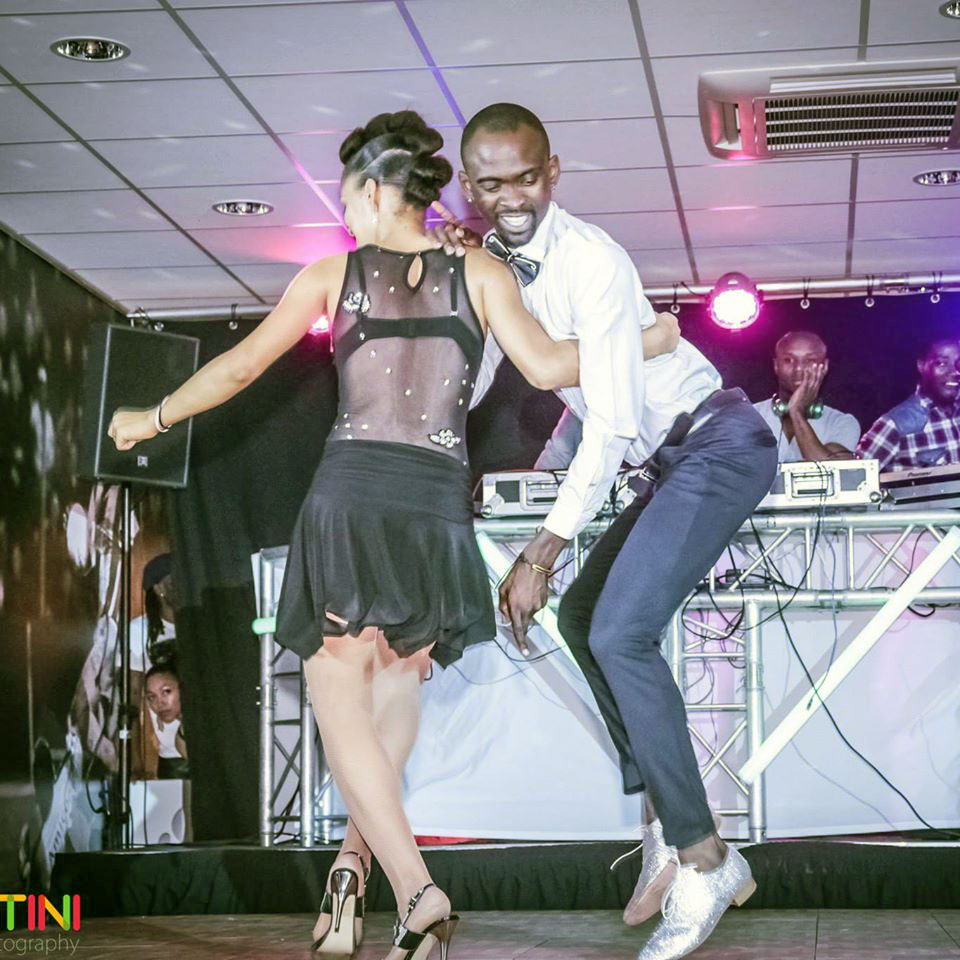 Kizomba, Semba dancers - Tecas & Jo
