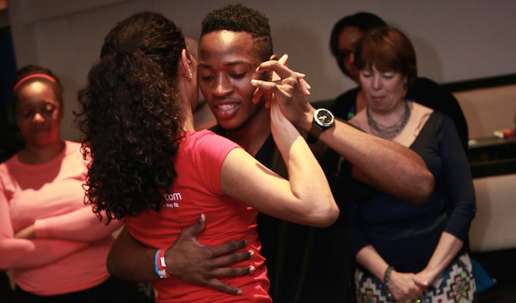 Kizomba & Semba workshop with Bonifacio