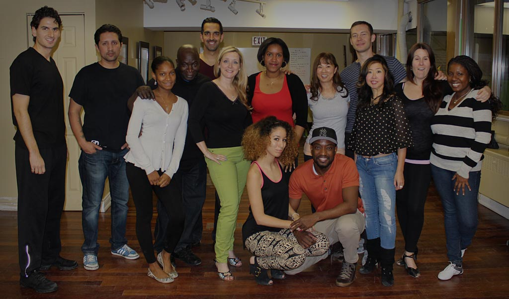 Kizomba & Semba workshops with Jeffrey & Leyla