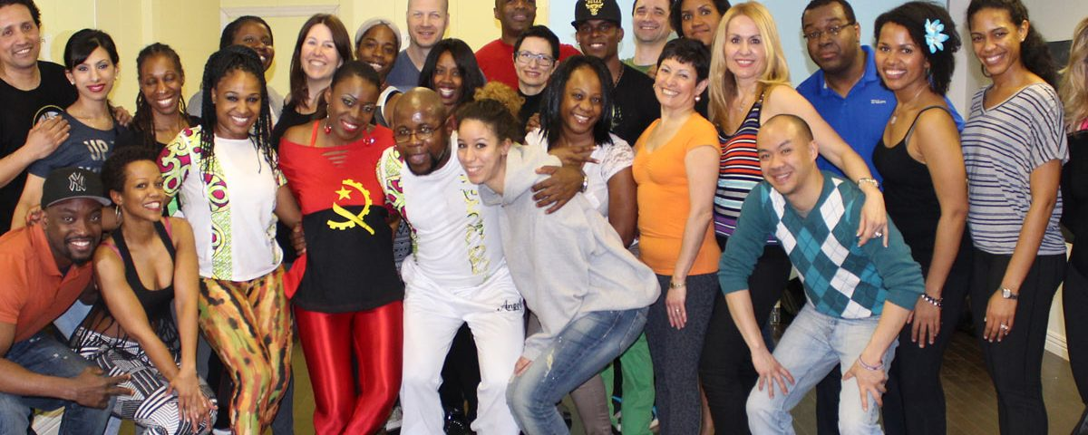 Toronto Kizomba, semba workshops with Petchu & Vanessa