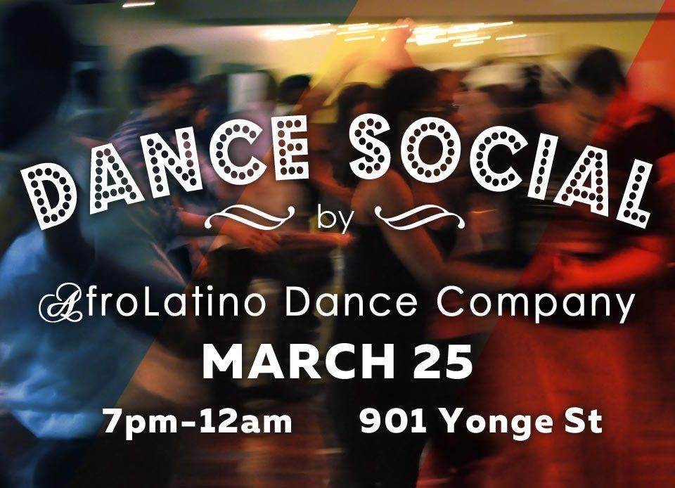 Salsa, Kizomba, Bachata Party