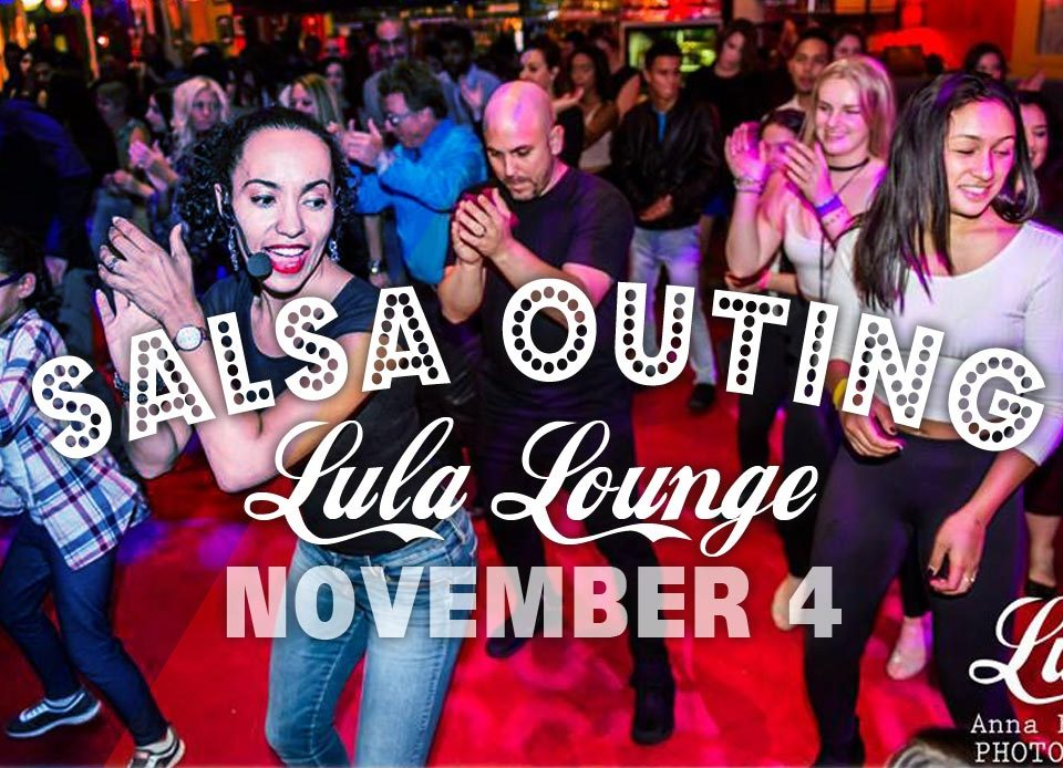 Salsa student outing