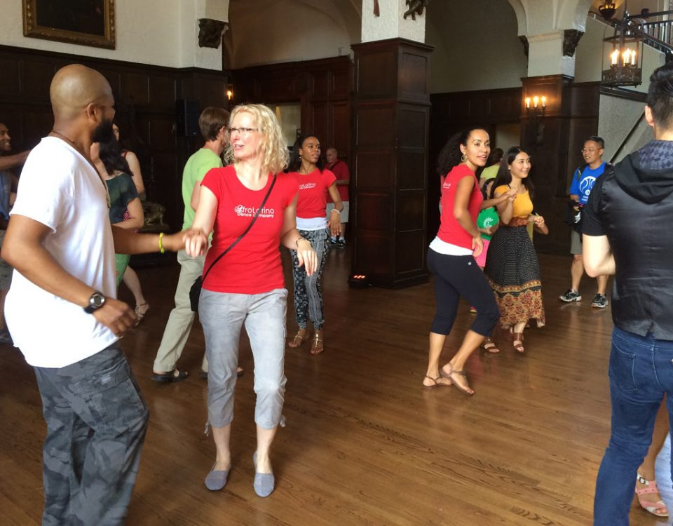 Salsa classes for beginners