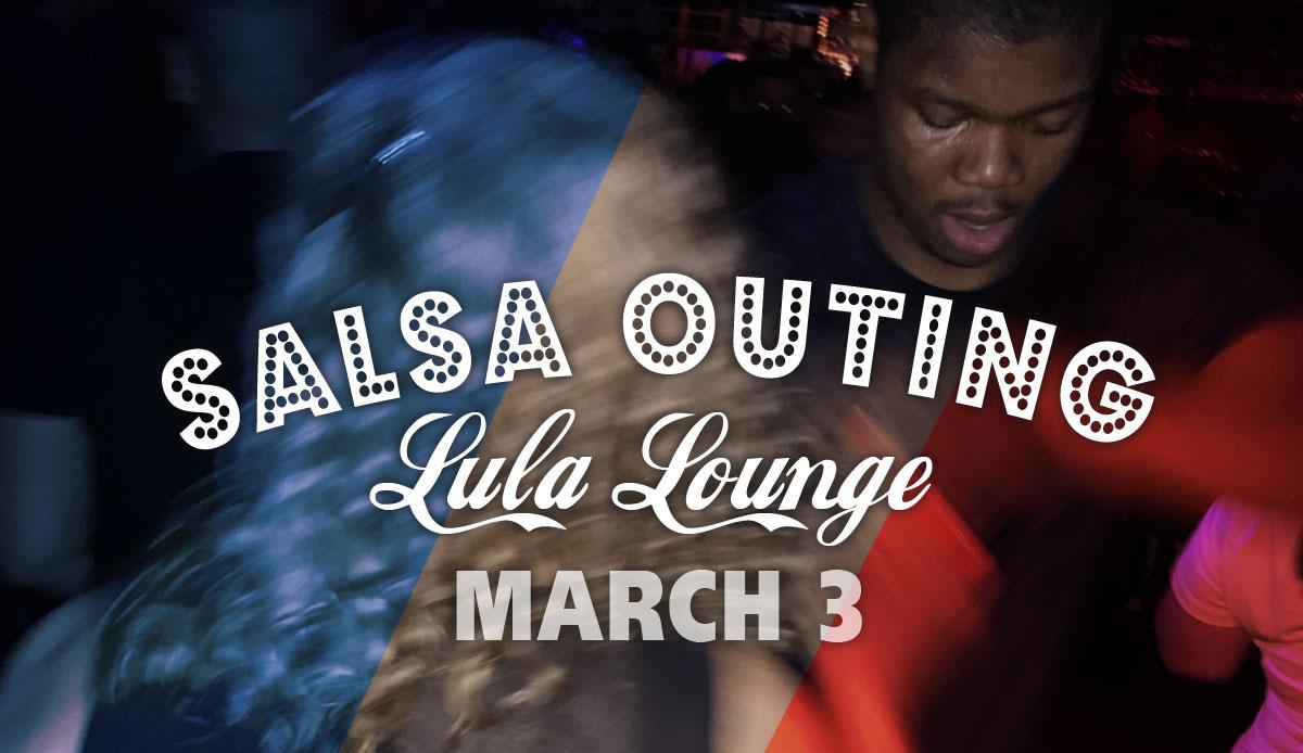 Sasla dance party, outing