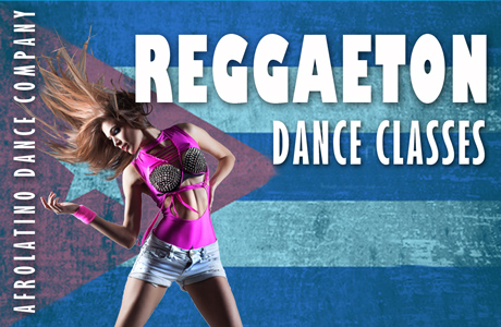 Reggaeton dance lessons