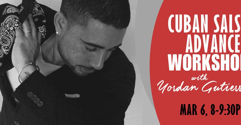 Cuban Salsa Advanced Workshop