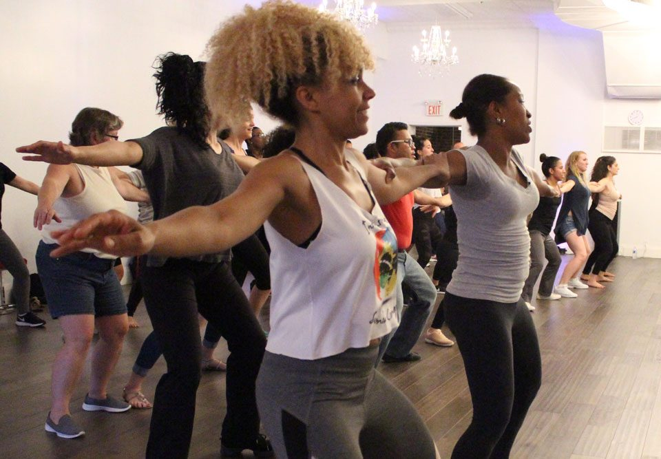 Reggaeton, Salsa, Kizomba classes