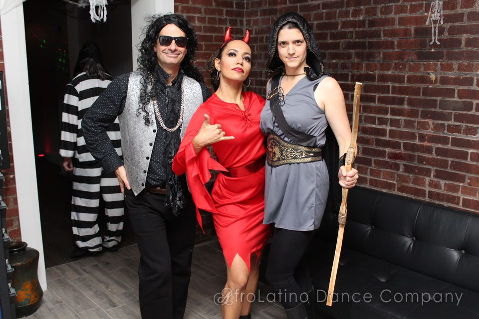 Halloween Salsa lessons Toronto, Salsa classes in Toronto