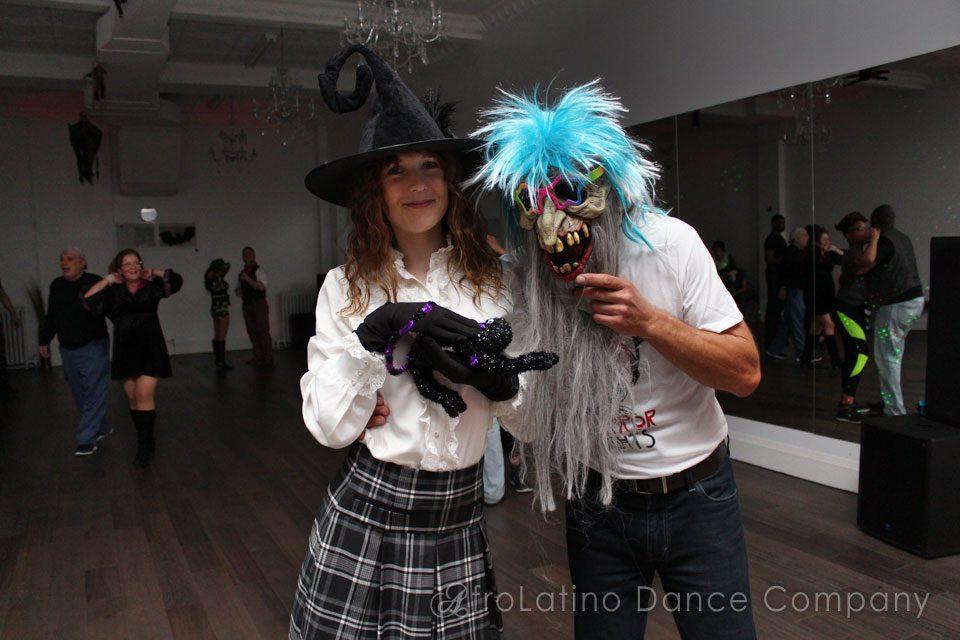 Halloween Salsa & Kizomba Dance Social