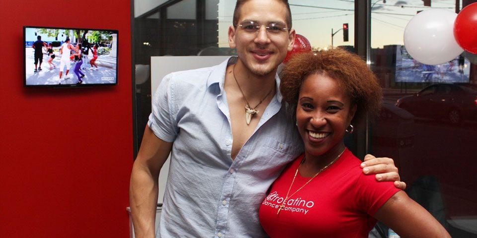 Toronto dance salsa lessons, kizomba classes