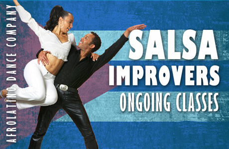 Toronto Salsa classes, intermediate salsa lessons