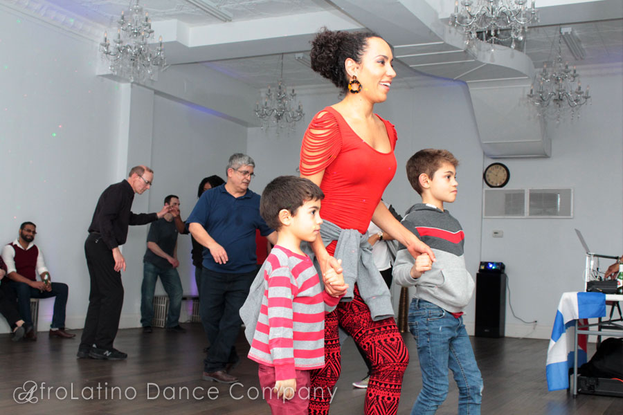 Toronto dance salsa lessons, kizomba classes, salsa & kizomba parties