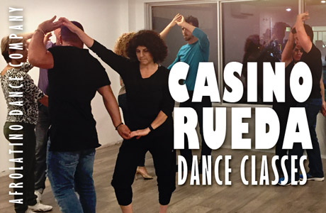 Casino rueda classes
