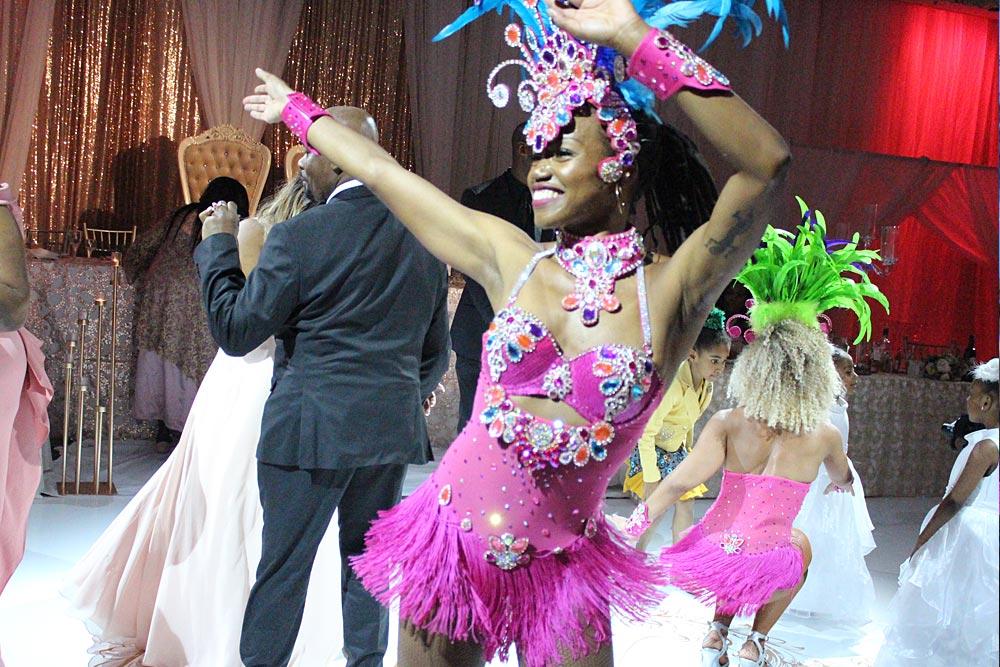 Toronto Samba dancers for hire