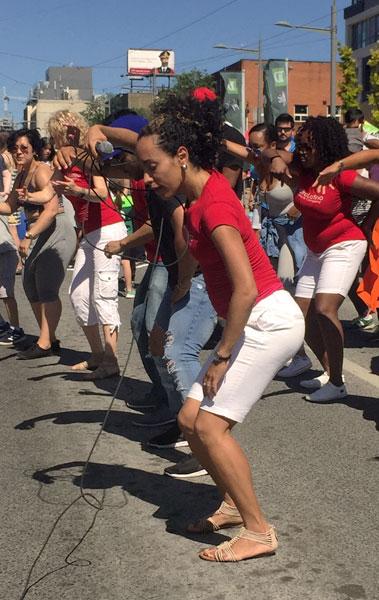 Toronto in-person salsa, samba, bachata, afro-cuban classes
